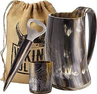 Best custom drinking horns Reviews