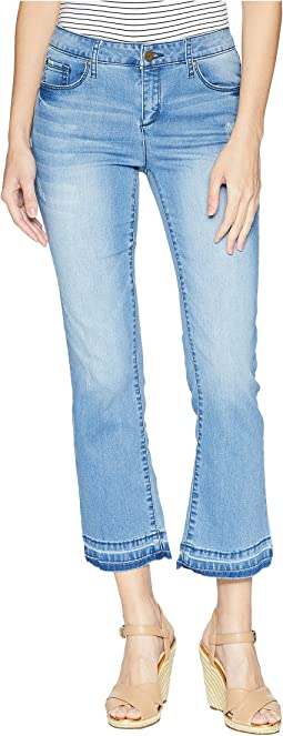 Madison Bootcut w/ Released Hem Jeans in Janis