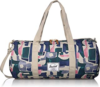 Sutton Mid-Volume Duffel Bag, Abstract Block, One Size