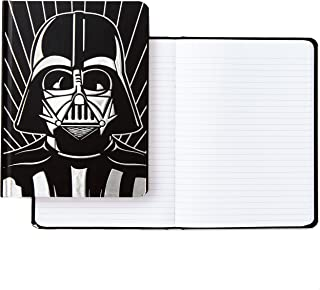Hallmark Star Wars Hardcover Journal with Lined Pages (Darth Vader)