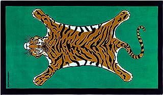 Avanti Linens Jonathan Adler Tiger Beach Towel, Green