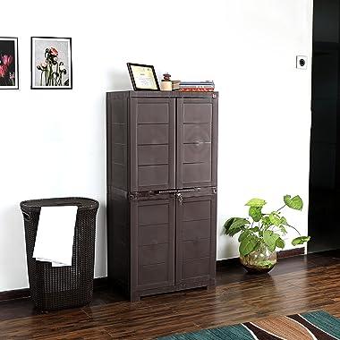 Cello Novelty Big Cupboard - Brown