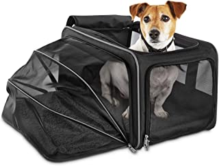 GOOD2GO Expandable Pet Carrier
