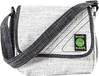 Mini Messenger - Adjustable Shoulder Bag w/Spacious Storage (Grey)