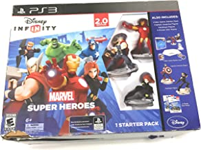 Disney Infinity: Marvel Super Heroes Special Value Pack (Ps3), Hard to Find Edition