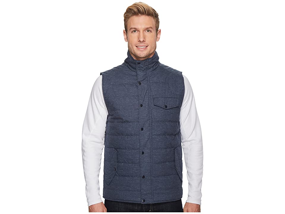United By Blue Grange Vest (Navy) Men
