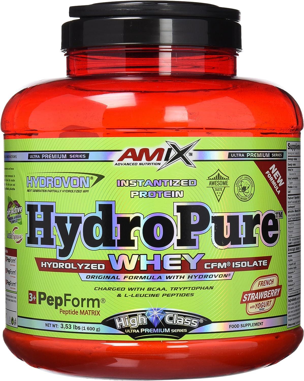 HYDROPURE WHEY CFM 1600 GR Doble-chocolate