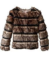 Appaman Kids - Faux Fur Coat (Toddler/Little Kids/Big Kids)