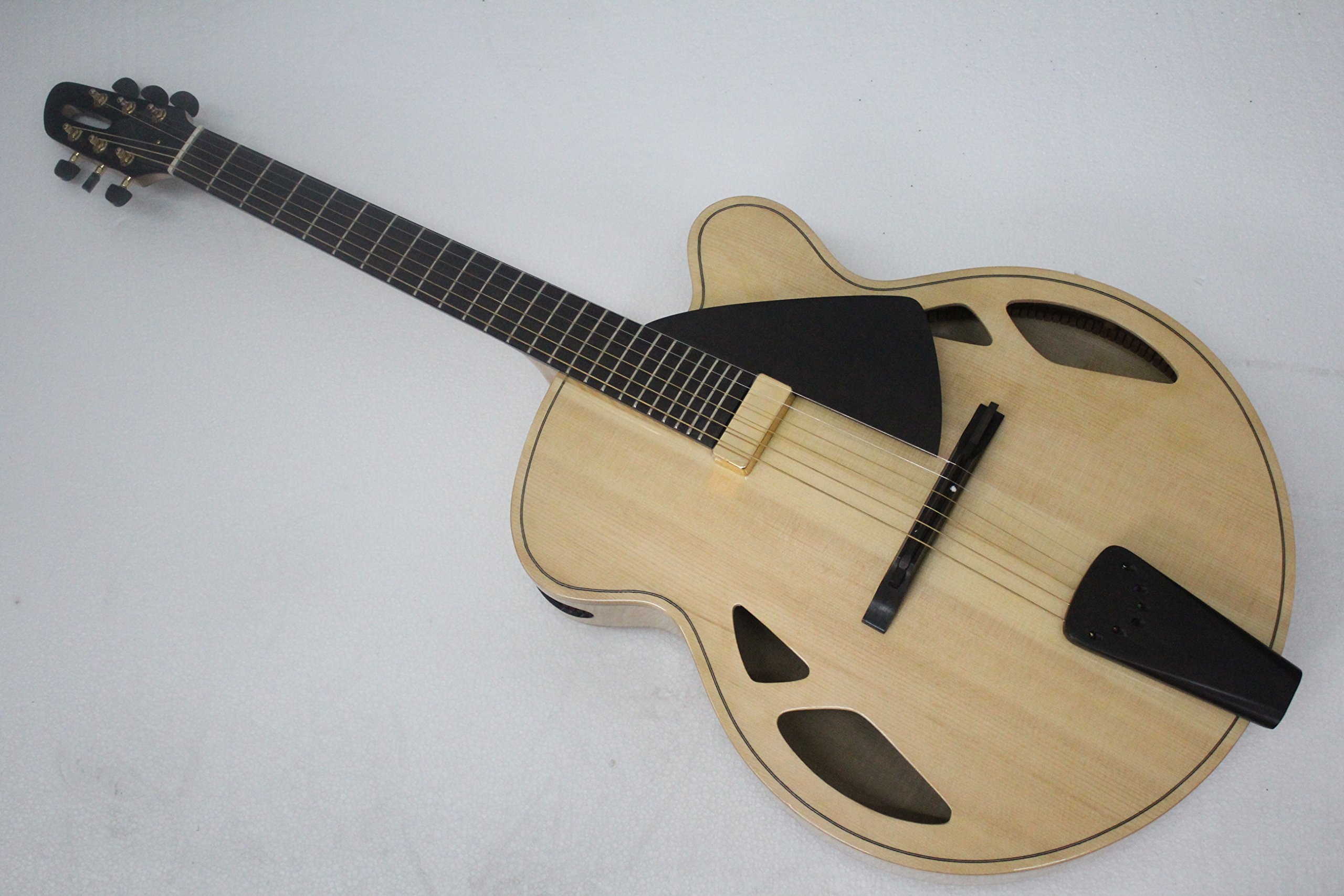 Cheap AAA-Hand-carved Archtop 17