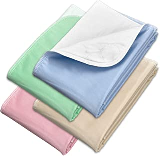 Incontinence Bed Pads - Reusable Waterproof Underpad Chair, Sofa and Mattress Protectors - Highly Absorbent, Machine Washa...
