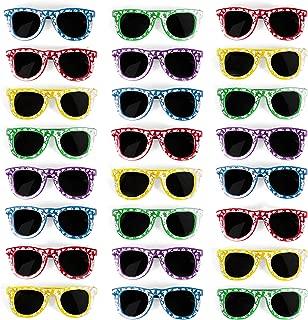 Bulk Kids Hibiscus Sunglasses Party Favors - Favorite...
