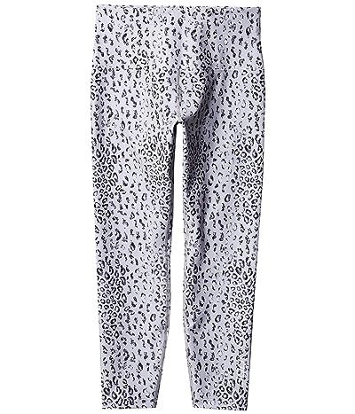 Lorna Jane Wild Leopard Ankle Biter Leggings (Grey Scale Leopard Print) Women