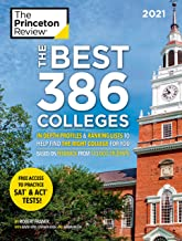 Best 386 Colleges, 2021 Edition: In-Depth Profiles & Ranking Lists to Help Find the Right College for You
