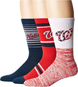 Stance - Nationals Team 3-Pack