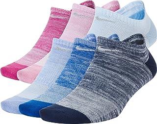 womens Women's Nike Lightweight No-show Training Socks (6...