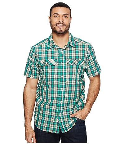 Mountain Hardwear Canyon AC Short Sleeve Shirt (Plastic Fern) Men