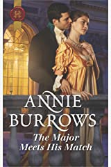 The Major Meets His Match: A Regency Historical Romance (Brides for Bachelors Book 1) Kindle Edition