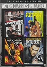 Action Classics Unleashed - The 4-Movie Collection: (Assassination Games / Double Team / Maximum Risk / Until Death)