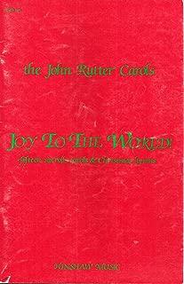 rutter joy to the world