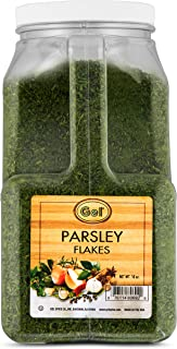 Gel Spice Parsley Flakes Food Service Size 16oz (1lb)