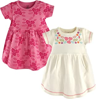 d66b2388f854 Amazon.com  Whites Baby Girls  Dresses