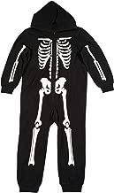 Just Love Girls Skeleton Jumpsuit One Piece Pajamas