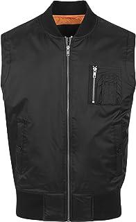 Urban Classics Men's Vest Bomber Jacket
