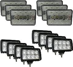 Complete LED Light Kit for Case IH Combines - Fits 2144, 2166, 2188, 2344, 2366, 2377, 2388, 2577, 2588