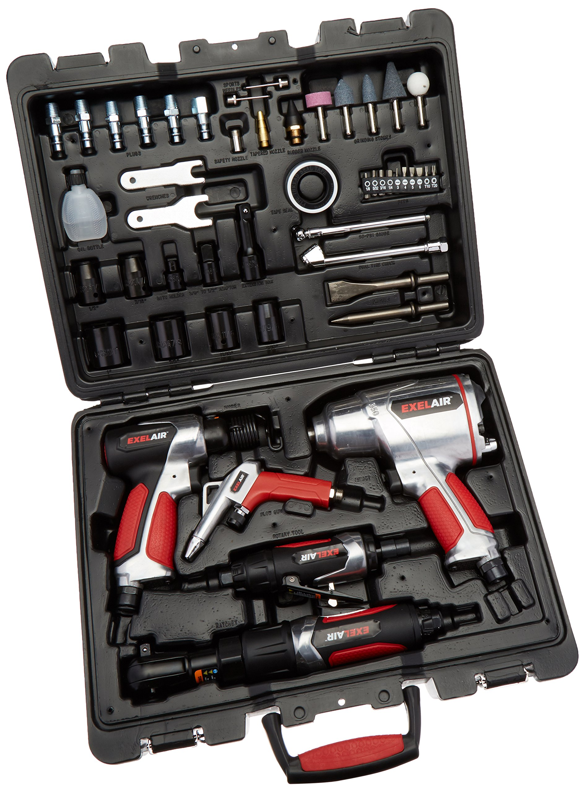 50 Piece Professional Air Tool Kit Amazon Com