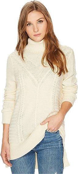 kensie - Cable Sweater KS0K5721