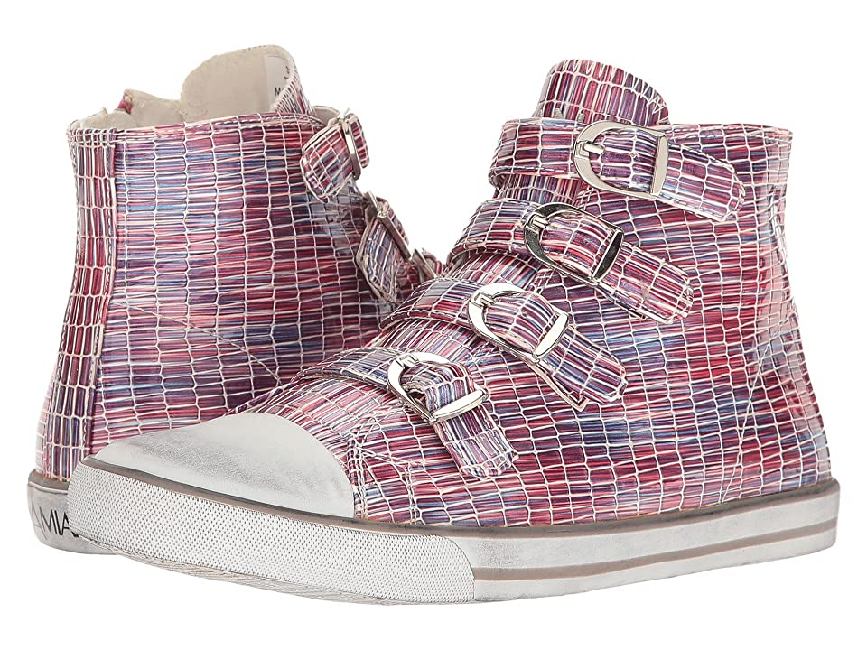 Amiana 15-A5172 (Toddler/Little Kid/Big Kid/Adult) (Fuchsia Tile Patent) Girls Shoes