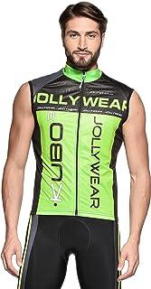 Jolly Wear Squadra Salopette Estiva Ciclismo
