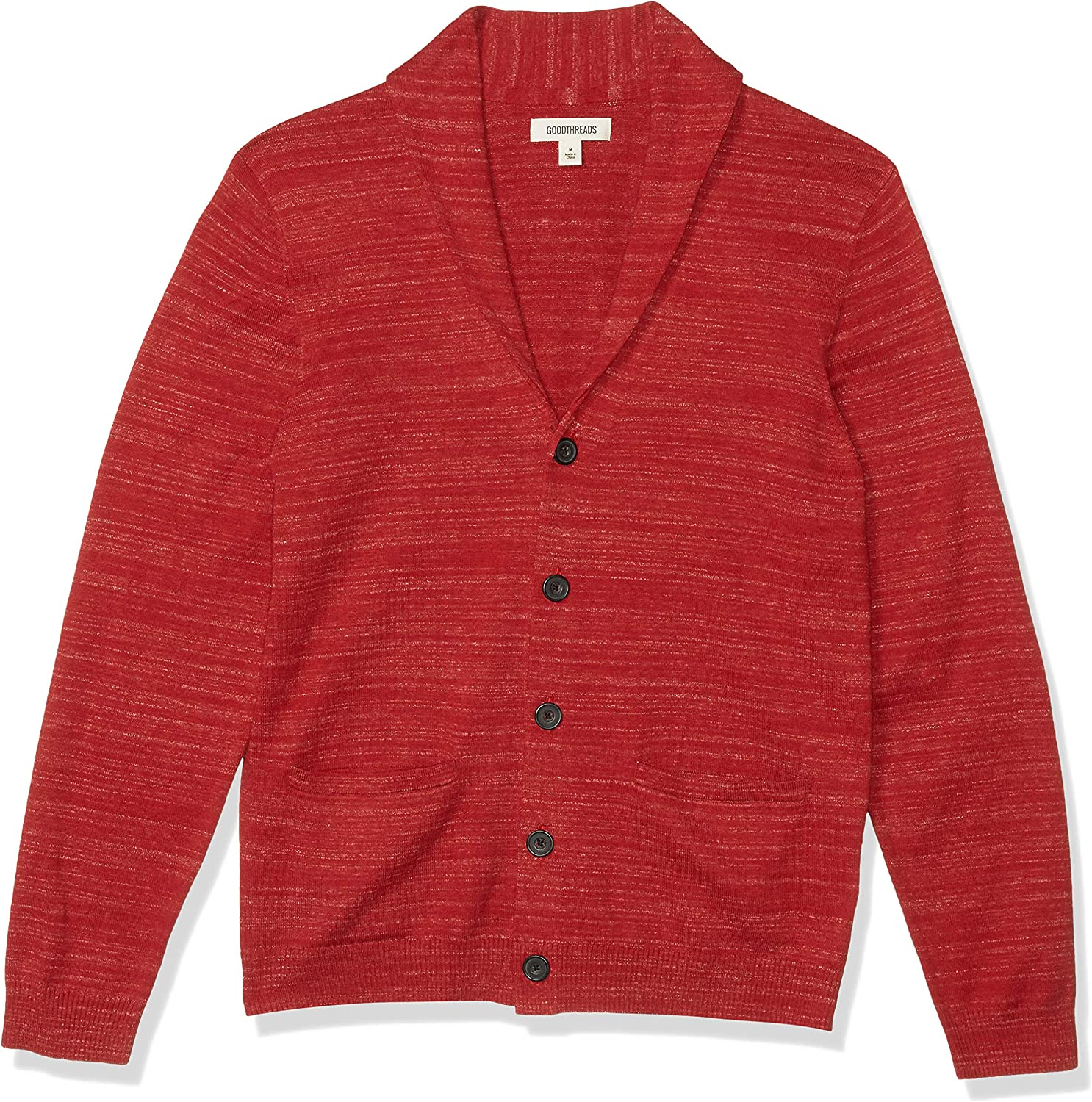Goodthreads Men's Soft Cotton Cardigan Summer Sweater 67% OFF of fixed Store price