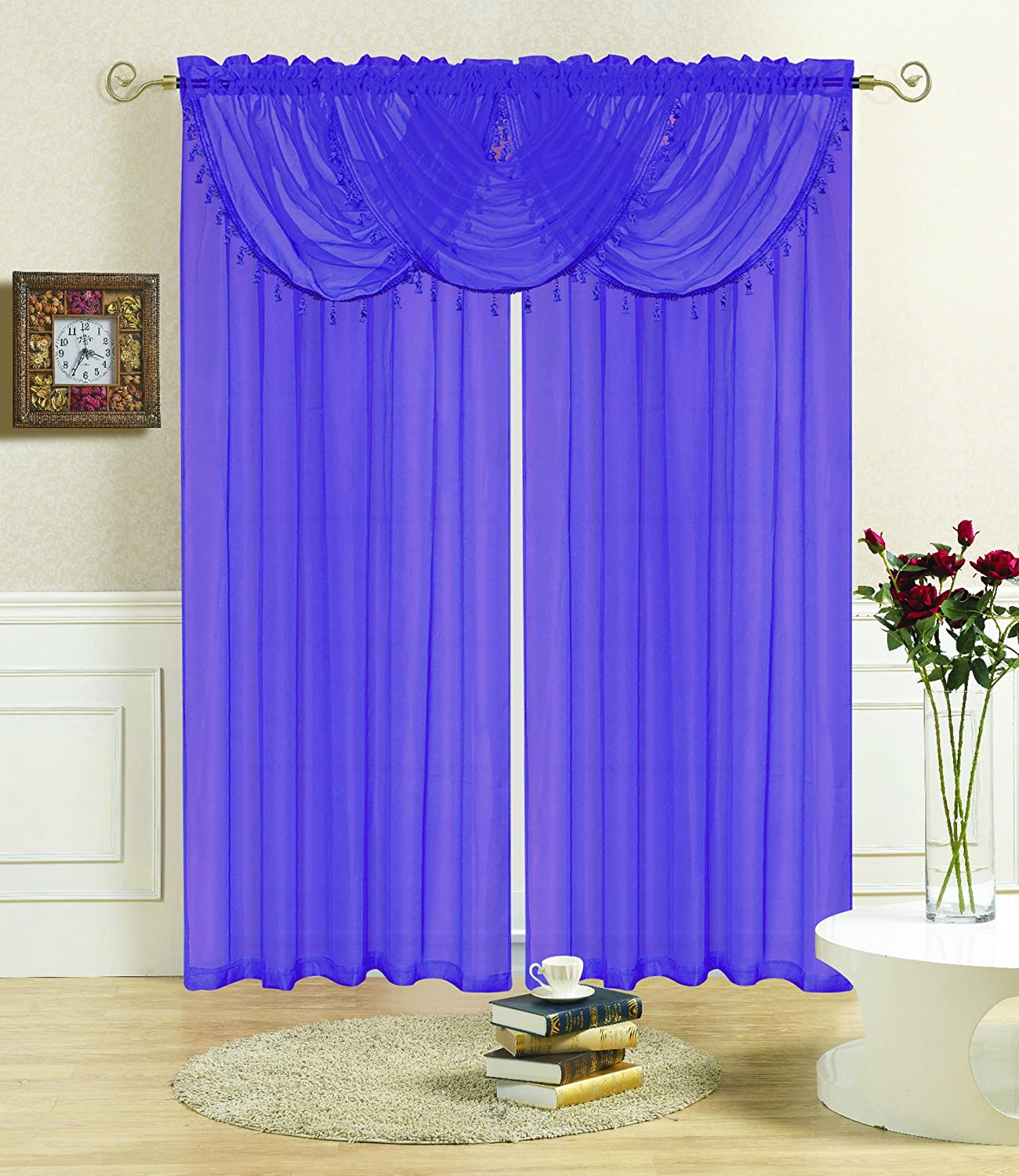 Kashi Max 46% OFF Home Lisa Valance Price reduction Collection x 36