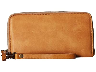 ABLE Alem Continental Wallet (Cognac) Wallet Handbags