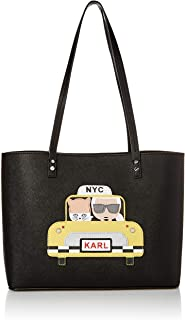 Karl Lagerfeld Paris womens Maybelle Taxi Tote