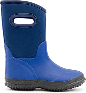 MOFEVER Kids Toddler Neoprene Boots