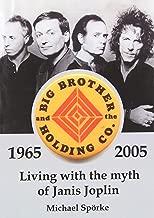 المعيشة With The Myth من janis joplin. عن التاريخ مطبوع عليه عبارة Big Brother & التي تحمل Co.1965–2005