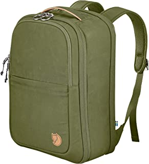 Fjallraven - Travel Pack Small Backpack for Everyday Use, Green