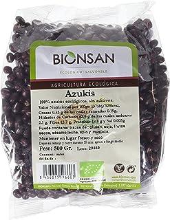 Bionsan Azukis de Cultivo Ecológico - 500 gr