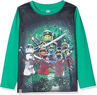 LEGO Cm Ninjago Camisa Manga Larga para Niños