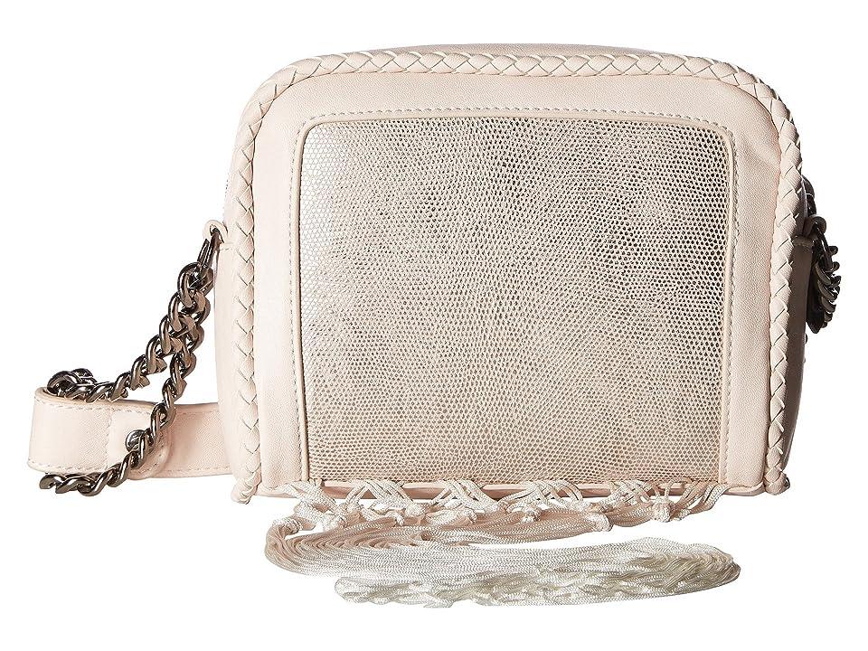 882582a85b26 Circus by Sam Edelman Alice Shoulder Bag (Blush Fringe) Handbags