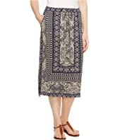 Lucky Brand - Window Tile Skirt