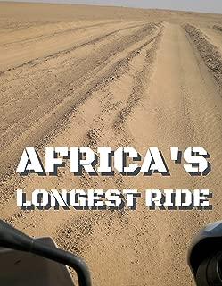 Africa's Longest Ride