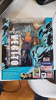 DragonBall Z SDCC 2018 S.H. Figuarts Super Saiyan God SS Vegito Event Exclusive Color Edition