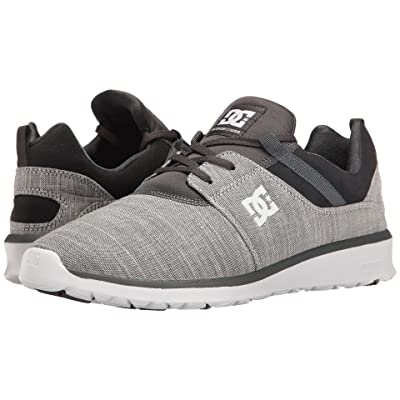 DC Heathrow SE (Grey Heather) Skate Shoes