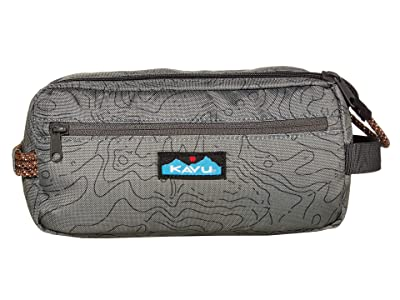 KAVU Grizzly Kit (Green Topo) Bags