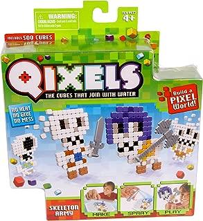 [Qixels]Qixels Theme Refill Pack Skeleton Army 87002 [並行輸入品]