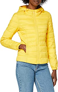 Only Onlnewtahoe Contrast Hood Jacket CC Otw Chaqueta para Mujer