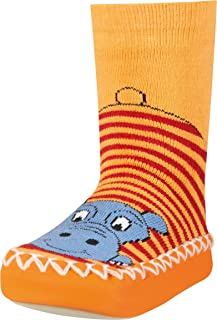 Zapatillas Con Suela Antideslizante Hippopotamus Pantuflas Unisex niños